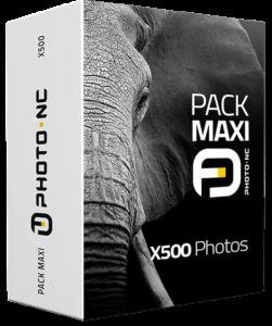 Pack Maxi 500